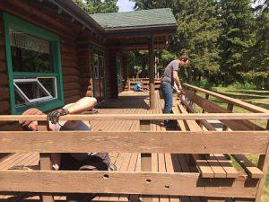 Jobs at Camp Wohelo